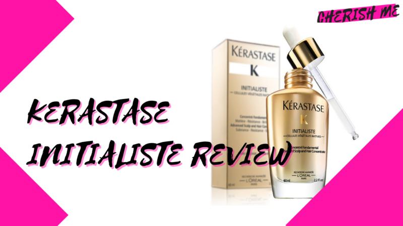 kerastase initialiste review