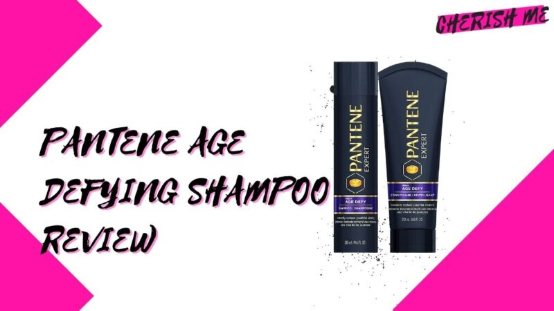 Pantene Age Defying Shampoo Review